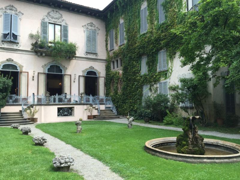 Milano magica alla scoperta della vigna di leonardo for Planimetrie della casa degli artigiani